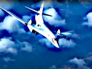 Rosyjskie bombowce nad Bałtykiem. Polska poderwała myśliwiec