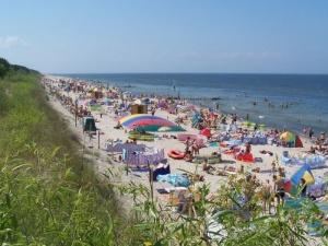 W lipcu odnotowano duży spadek liczby turystów w Polsce
