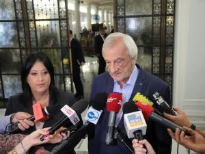 Terlecki: wycofamy projekt noweli ustawy covidowej