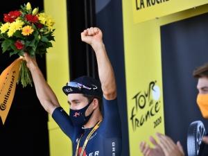 Wielki sukces Polaka! Michał Kwiatkowski wygrał 18. etap wyścigu Tour de France