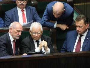 ZP drży w posadach. Müller: Bierzemy pod uwagę scenariusz rządu mniejszościowego. W tej chwili…