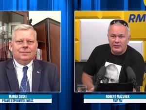 [video] Suski w RMF: Nasi byli koalicjanci powinni pakować biurka. Red. Mazurek nie dowierzał