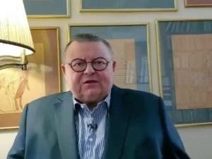 [video] Mann szydzi z przekopu Mierzei. Internautka: Nikt nie przypuszczał, że taki prymityw