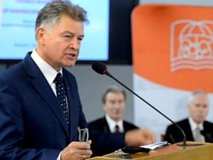 Przemówienie M. Krzaklewskiego w strukturach UE: 40 rocznica S i górnicy walczący o wolność w Polsce i na Białorusi