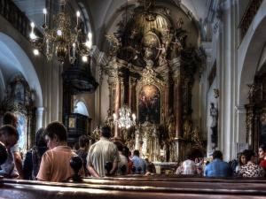 Katolickie parafie w Niemczech do likwidacji