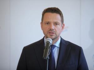 Śpiewak: Miasto sprzedało nielegalnie działkę za 38 mln, wg Trzaskowskiego koszt odkupienia to 100 mln