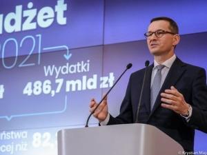 Morawiecki skomentował 82 mld deficytu w budżecie: Podobny mieli poprzednicy w bardzo dobrych czasach