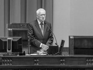 W rocznicę śmierci Kornela Morawieckiego odbędzie się odsłonięcie tablicy ku jego czci