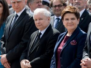 """Kaczyński, niewysoki kawaler, nie jest ideałem męskości młodych ekstremistów"""". Die Welt o... PiS i Konfederacji"""