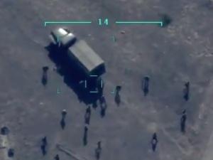[WIDEO] Azerskie MON opublikowało filmz zataku na ormiańskich żołnierzy. Przerażające
