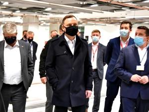 Andrzej Duda zakażony koronawirusem