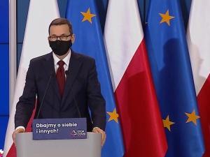 Premier o działaniach rządu w czasie pandemii: my nie byliśmy odporni na wołania przedsiębiorców