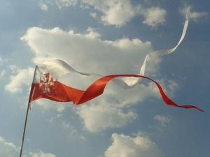 """Agnieszka Żurek: """"Gdzie są flagi?!"""", czyli ile zniesie twardy elektorat"""
