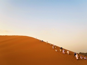 [Tylko u nas] Aleksandra Jakubiak: Wygnani na pustynię…