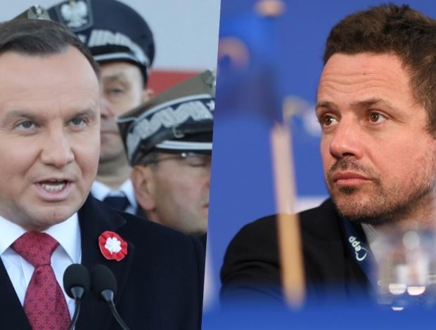 Serio?! Oko.press dalej rozpacza po wyborach prezydenckich i publikuje sondaż: Trzaskowski wygrywa z Dudą