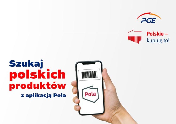 PGE wspiera polskich producentów współpracując z twórcami aplikacji Pola