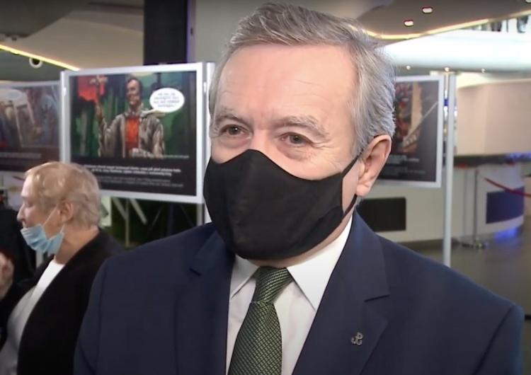 wicepremier Piotr Gliński Jak oceniono wystawę