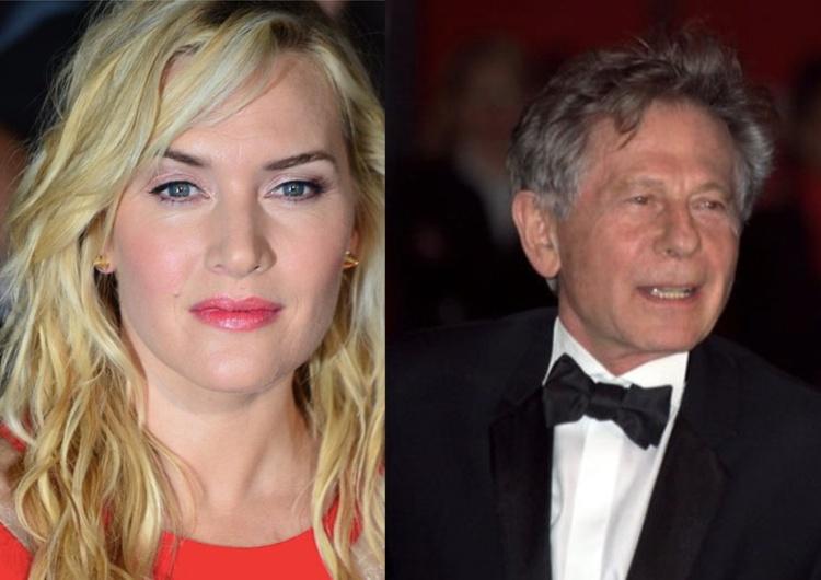 """Kate Winslet w mocnych słowach o współpracy z Polańskim: """"Co ja ku**a robiłam"""""""