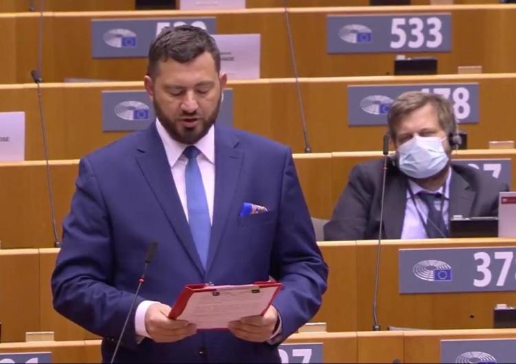 [video] Jeszcze i to! Marek Balt w PE przeciw ust. dezubekizacyjnej: