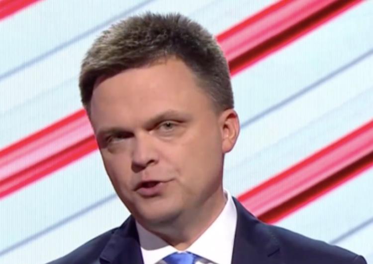 """Hołownia wysłał list do Kaczyńskiego. """"Bo on jest prezydentem, premierem…"""""""