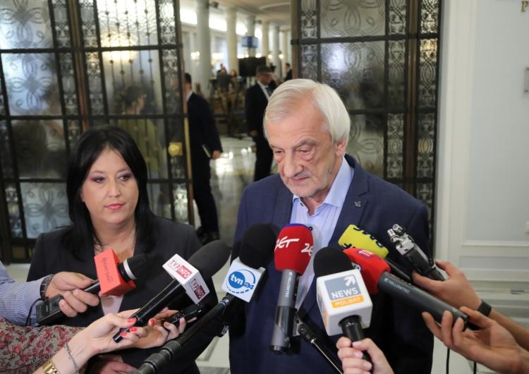 Wojciech Olkuśnik Terlecki: wycofamy projekt noweli ustawy