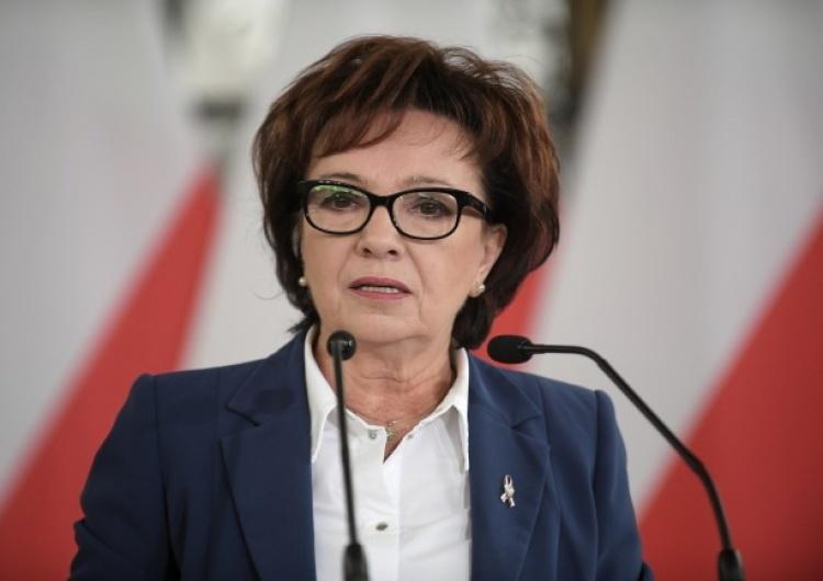 Witek: zdecydowałam o zdjęciu z porządku głosowań projektu noweli ws. odpowiedzialności urzędników