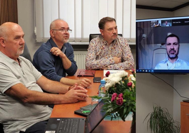 Luca Visentini wyraził uznanie dla działań Solidarności ws. sytuacji na Białorusi