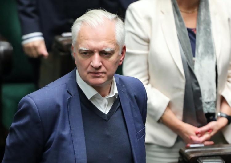 Gowin: nie mamy cichych dni z Kaczyńskim