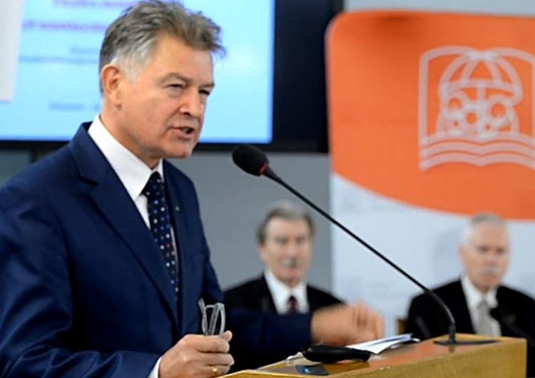 Przemówienie M. Krzaklewskiego w strukturach UE: 40 rocznica