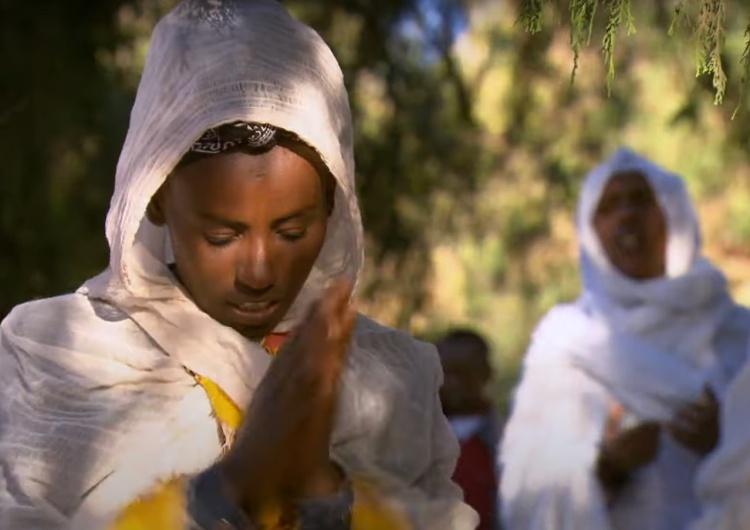 chrześcijanie Etopia [Tylko u nas] Michał Bruszewski: W Etiopii mordują chrześcijańskie dzieci. Świat milczy