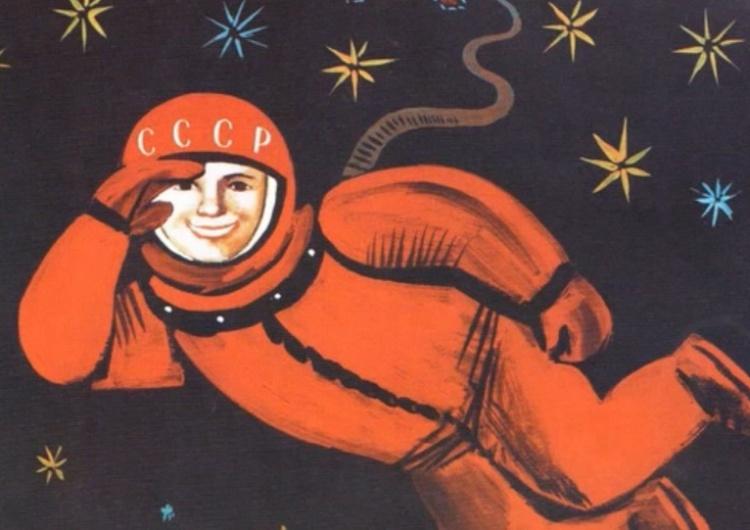Jurij Gagarin [Tylko u nas] Dr Rafał Brzeski: Rosja kłamie [Cz. 5]
