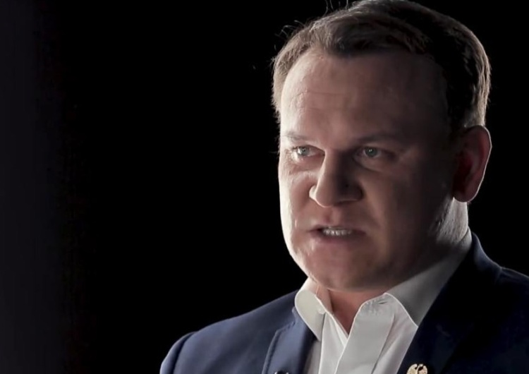 Dominik Tarczyński [video] Europoseł Tarczyński: