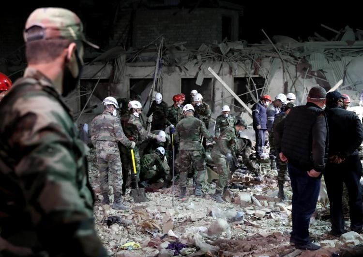 Wojna w Górskim Karabachu. Zginęło kolejnych 37żołnierzy