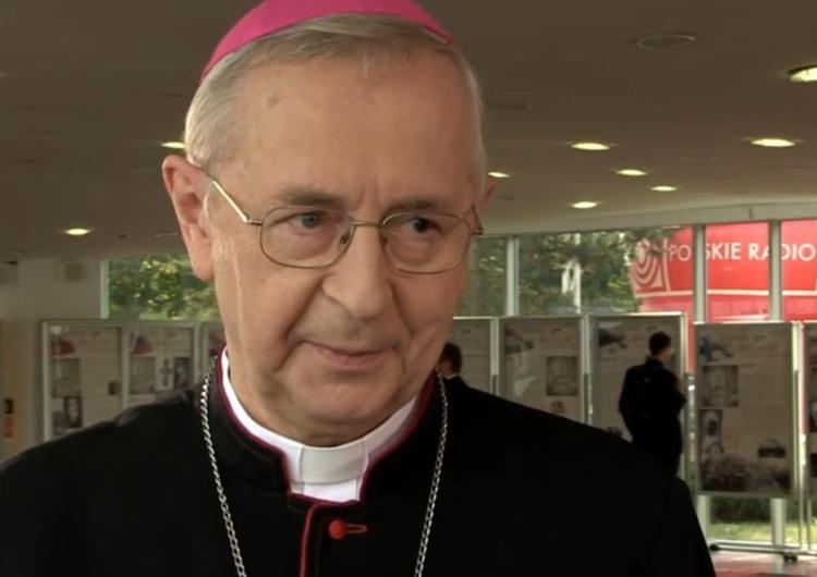 Abp Stanisław Gądecki Przewodniczący KEP: Stanowisko Kościoła na temat prawa do życia jest niezmienne; wulgaryzmy, przemoc i profanacje...