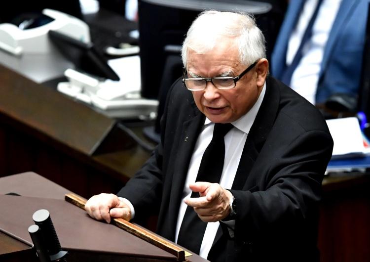 Jarosław Kaczyński Kaczyński do opozycji: Jesteścieprzestępcami