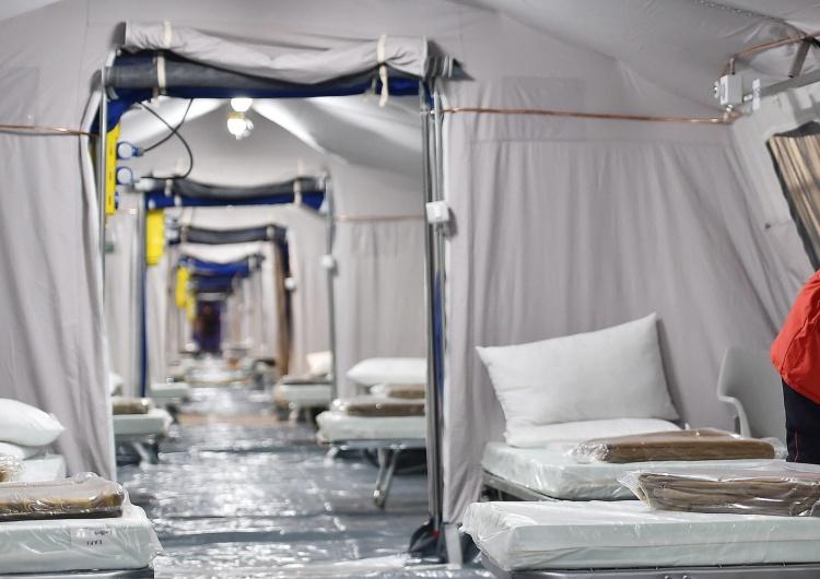 Szef szpitala na Narodowym odpiera zarzuty: Nasi lekarze mają co robić