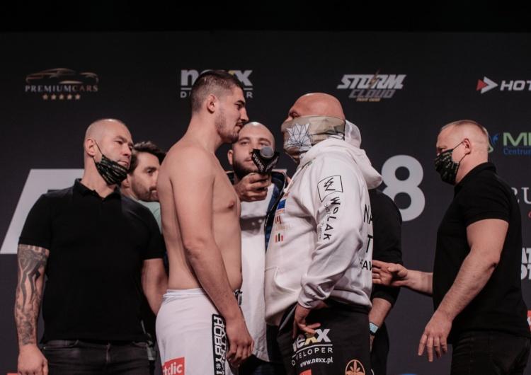 Kasjusz Życiński, Marcin Najman, Fame MMA
