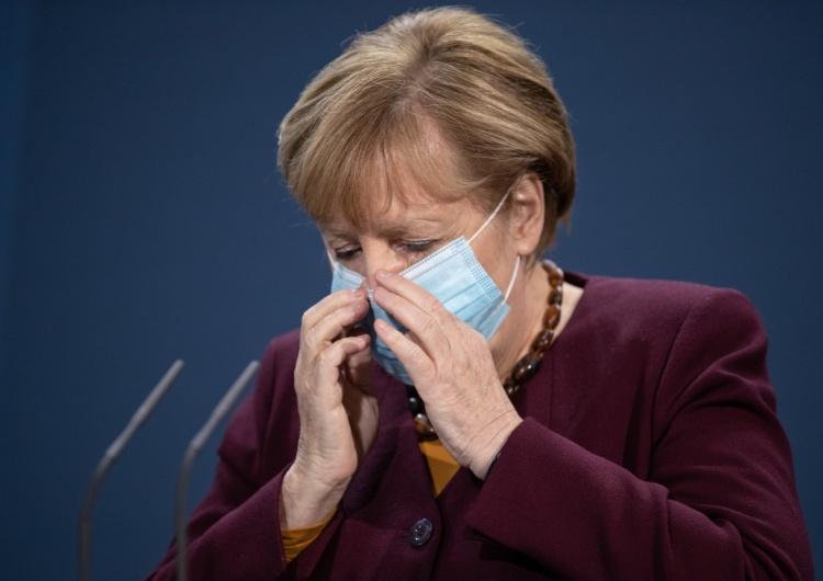 Angela Merkel Politolog: Nastąpiło oszustwo. Prezydencja niemiecka straciła wiarygodność