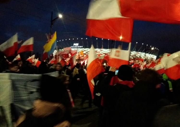 Prawie 70 proc. Polaków NIE UWAŻA żeby w Marszu Niepodległości maszerowało 60 tysięcy nazistów