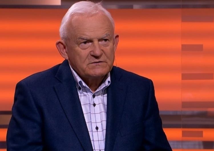 """zrzut ekranu Leszek Miller: Nowy """"chory człowiek Europy"""" na unijnej scenie jest dla Orbana wymarzonym prezentem"""