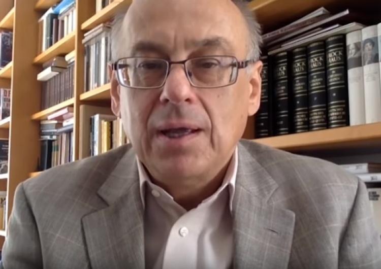 [video] Prof. Krasnodębski kandydat na wiceprzewodniczącego PE: Wątpliwa procedura odwołania Czarneckiego