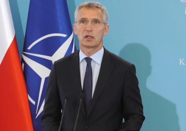"""Jens Stoltenberg [sekretarz generalny NATO]: """"Polska jest oddanym sojusznikiem"""""""