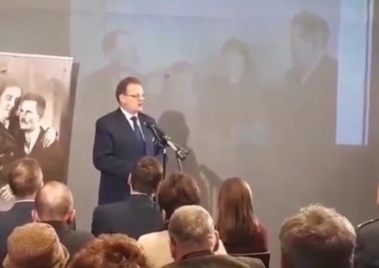 Szef Urzędu Kombatantów: Ludzie, którzy pomagali Żydom, dopiero teraz zaczynają o tym mówić