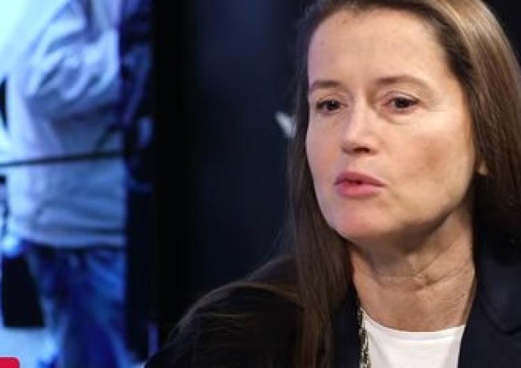 Monika Jaruzelska do prezydenta: Proszę zdegradować mojego ojca