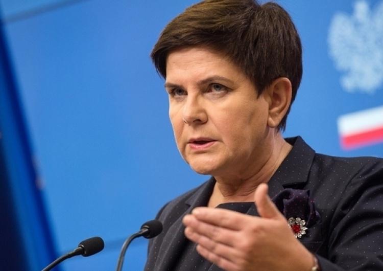 Beata Szydło: Polityka nie jest dla grzecznych dziewczynek