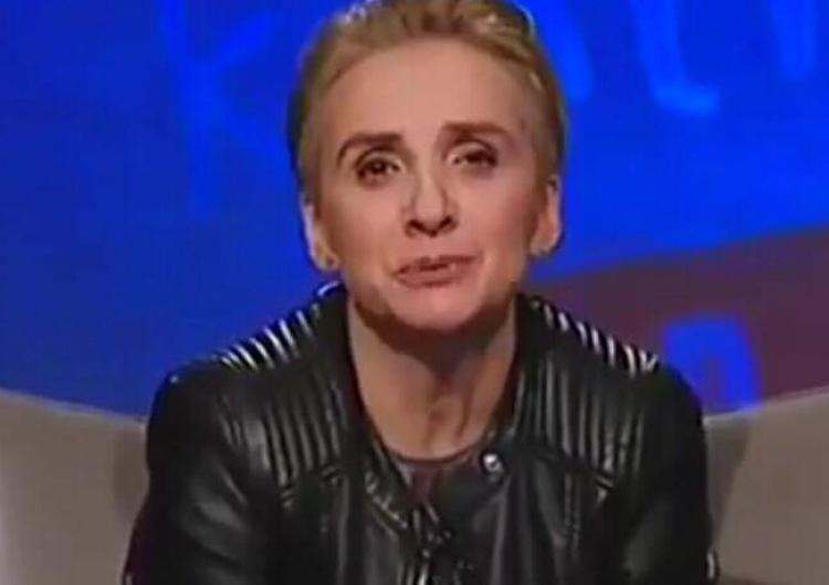 Joanna Scheuring-Wielgus chwali się ulotkami, które rozdała politykom ZP NATO. Internet odpowiada