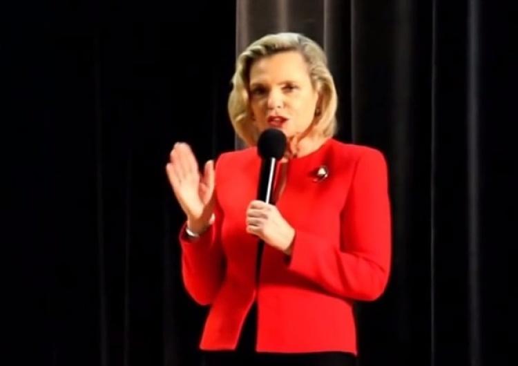 Anna Maria Anders: Myślę, że Trump będzie dobry dla Polski
