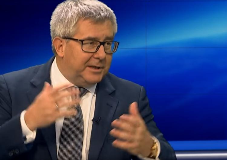 Czarnecki: Niemcy w NATO to pasażer na gapę