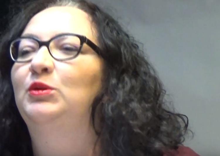 Marta Lampart: Nie wygramy, gdy będziemy zastępować głos ruchu oporu głosem polityka przy mikrofonie