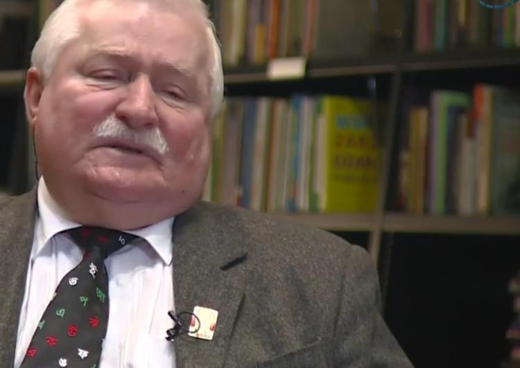 """Lech Wałęsa: """"Kaczyński mnie pozwał (...) Wszystko podtrzymuję"""""""